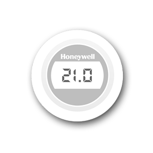 honeywell single zone smart thermostat