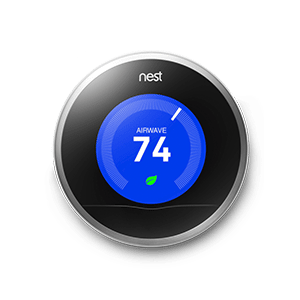 google nest smart thermostat